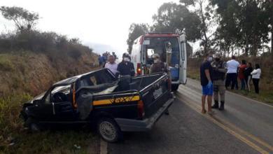 Photo of Idosa morre e outras três pessoas ficam feridas após grave acidente na região