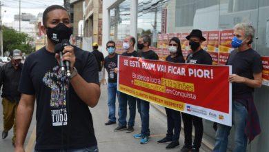 Photo of Mesmo sob protesto e ação judicial, Bradesco mantém o fechamento de agências em Conquista