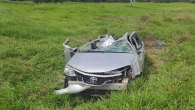 Photo of Casal que estava a caminho de Conquista sofre grave acidente na região