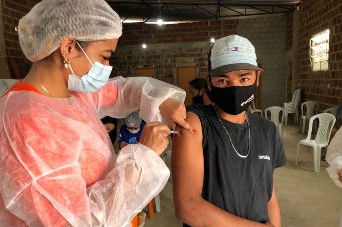 Photo of Conquista: Veja os horários e locais da vacinação de adolescentes de 17 anos e aplicação da 3ª dose