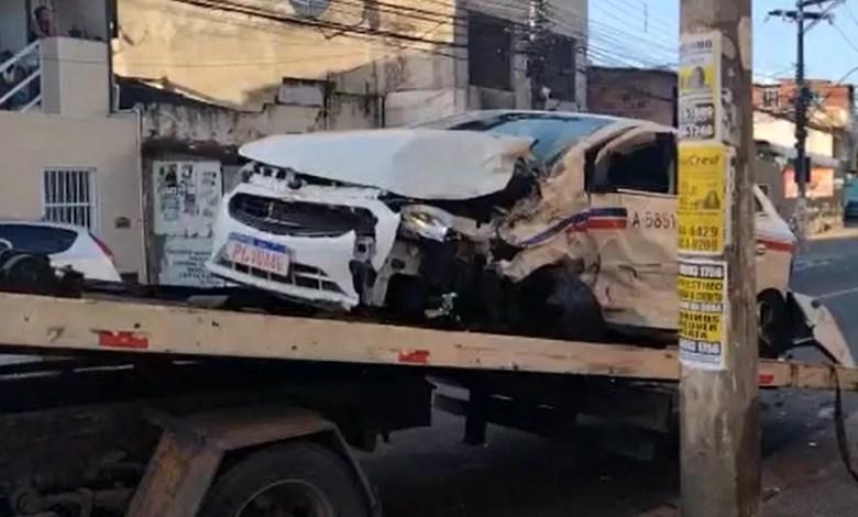 Photo of Casal morre atropelado por táxi enquanto participava de churrasco na Bahia