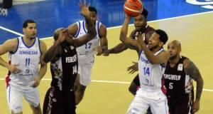 RD vence a Venezuela y mantiene aspiraciones al Mundial de baloncesto