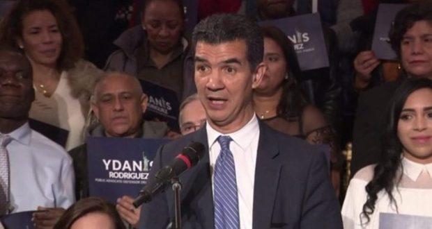Ydanis Rodríguez apoya dominicana para Comisionada TLC