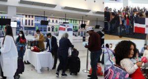 Repatrian en 3 vuelos desde NY cientos de dominicanos varados en EE.UU