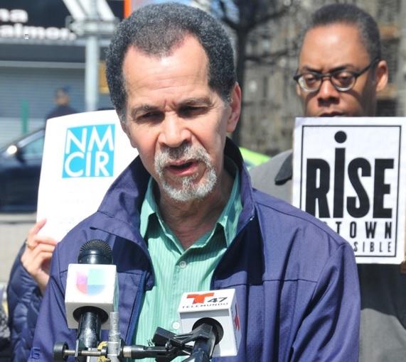 Candidato diputado AlPaís en NY afirma irá al Congreso a servirle comunidad
