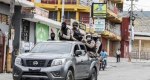 Policía-Haití