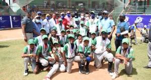 San Pedro de Macorís campeón serie nacional U12 dedicada al ministro Francisco Camacho