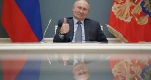Putin firma la ley que le permitirá ser presidente de Rusia hasta 2036