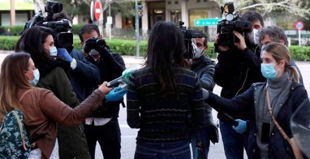 Periodistas-COVID