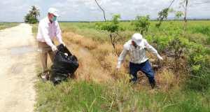 Ministerio de Agricultura trabaja para proteger sector agrícola ante fenómenos naturales; inician en Bajo Yuna