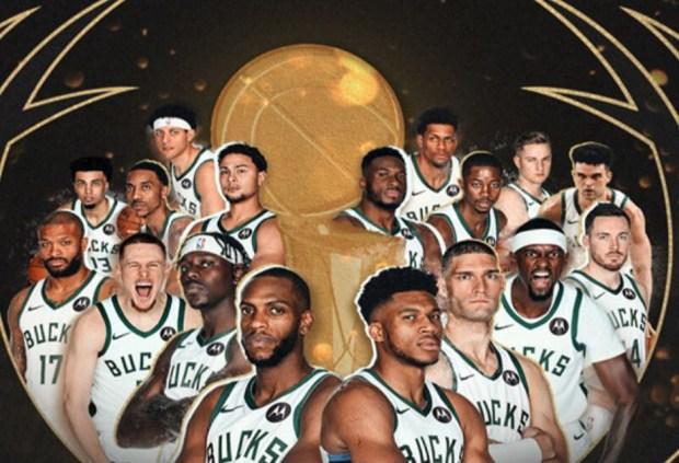 Milwaukee Bucks, campeones de la NBA tras 50 años