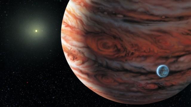 Captan Ciclones Polo Norte Júpiter