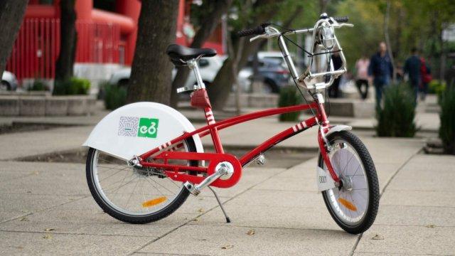 Ecobici CDMX Bicicleta Promoción Foto