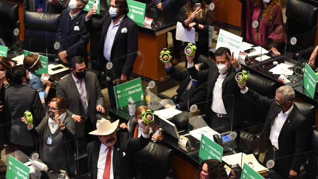 Ya es legal la mariguana en México? Qué dice la Ley Federal para la  regulación del Cannabis - Noticieros Televisa