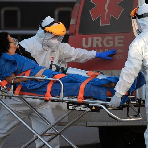 México se acerca los 150 mil muertos por COVID-19