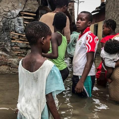 Mueren nueve personas en Mozambique por tormenta tropical