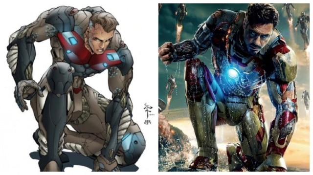 Demandan a Disney y Marvel por robar diseño de trajes de Avengers