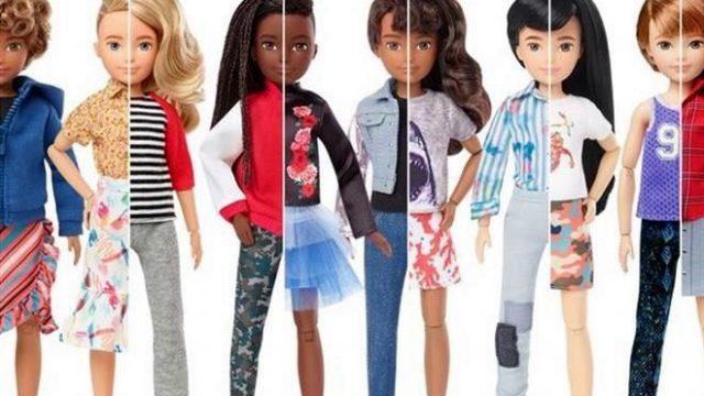 Resultado de imagen para Barbie sin género definido