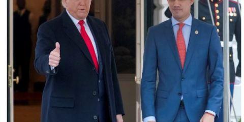 Trump y Guaido