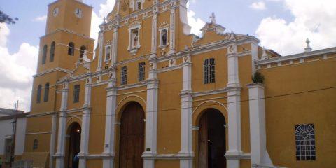 Iglesia Nuestra Señora de la Candelari Municipio Sucre Estado Aragua