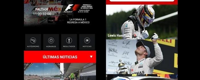 app f1