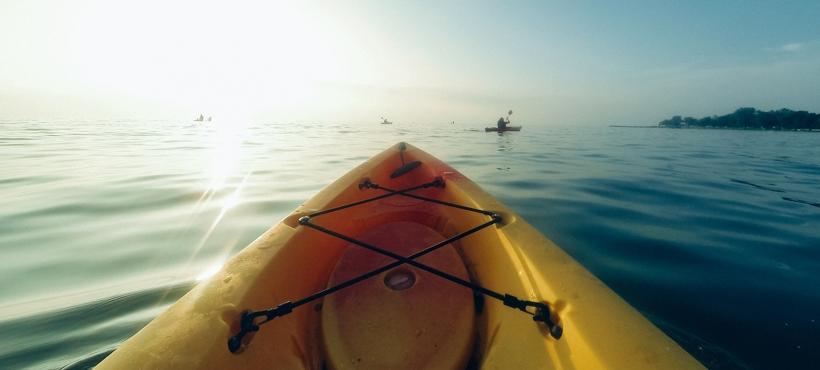 ¿Eres audaz y te gusta hacer Kayak?, visita Florida!