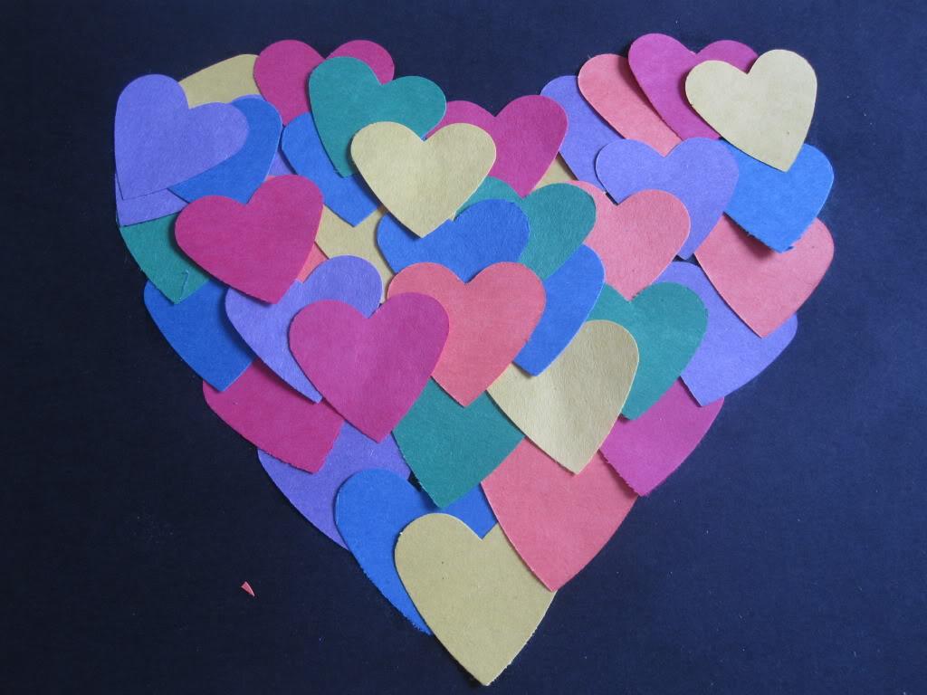 Heart Shape Activities