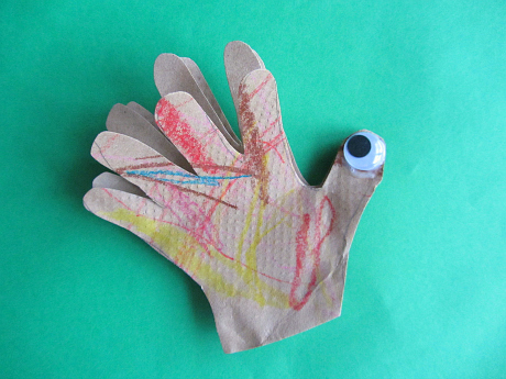 Easy Turkey Crafts For Toddlers And Kids No Time For