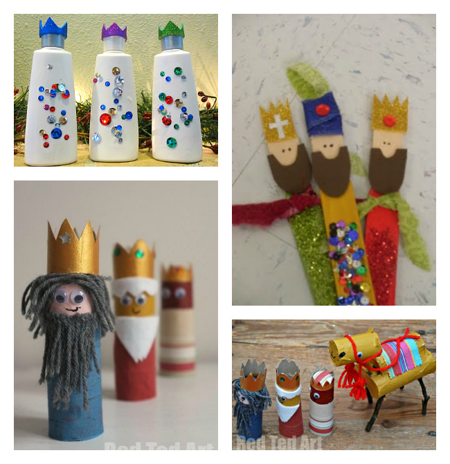 Nativity Crafts Amp Activities For Kids No Time For Flash