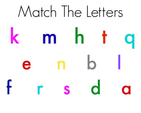 5 Ways To Use Magnetic Letters Amp Free Printables No Time
