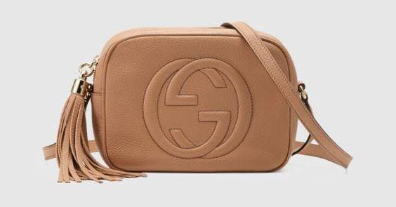 Gucci Disco Soho Bag.