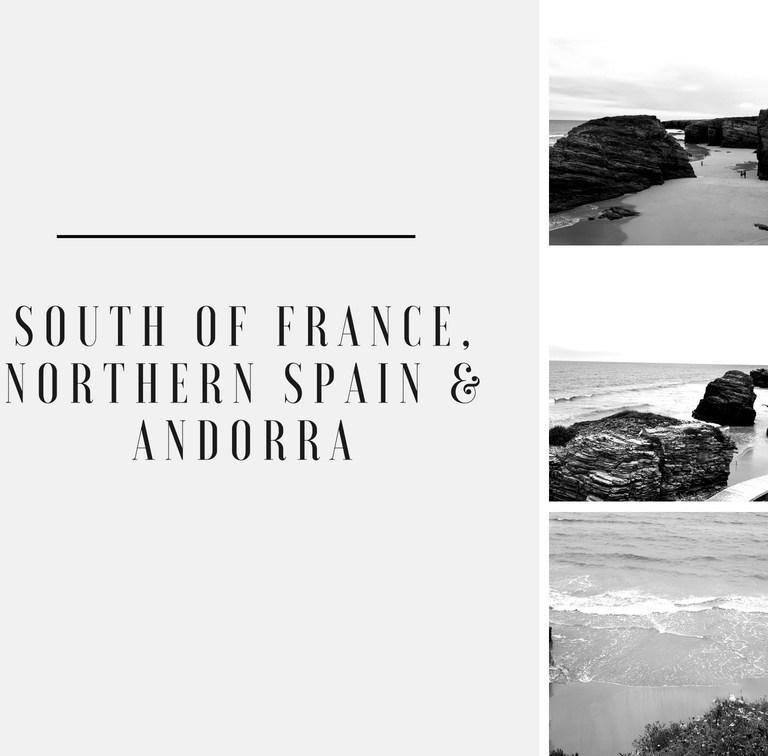 Racconto di viaggio: Sud della Francia e Nord della Spagna (parte 1)