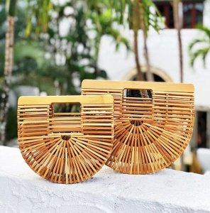 borse di bambù