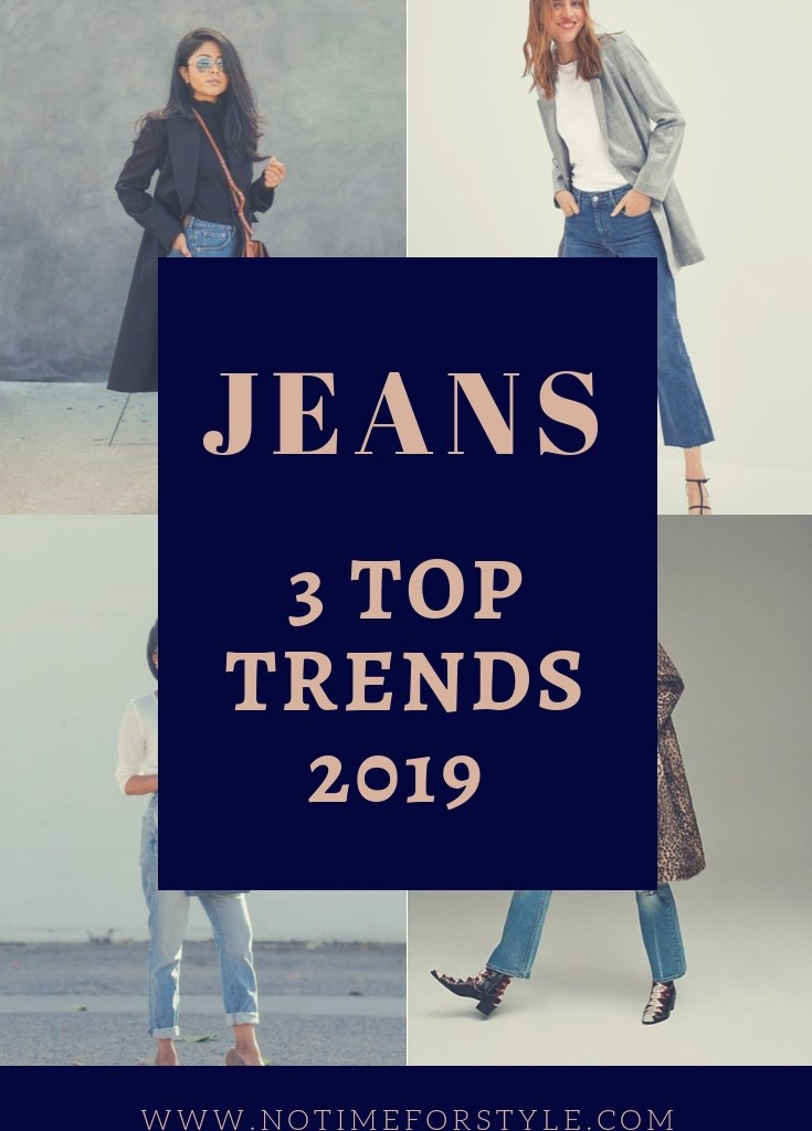 3 Cool Jeans Trends to Wear This Season