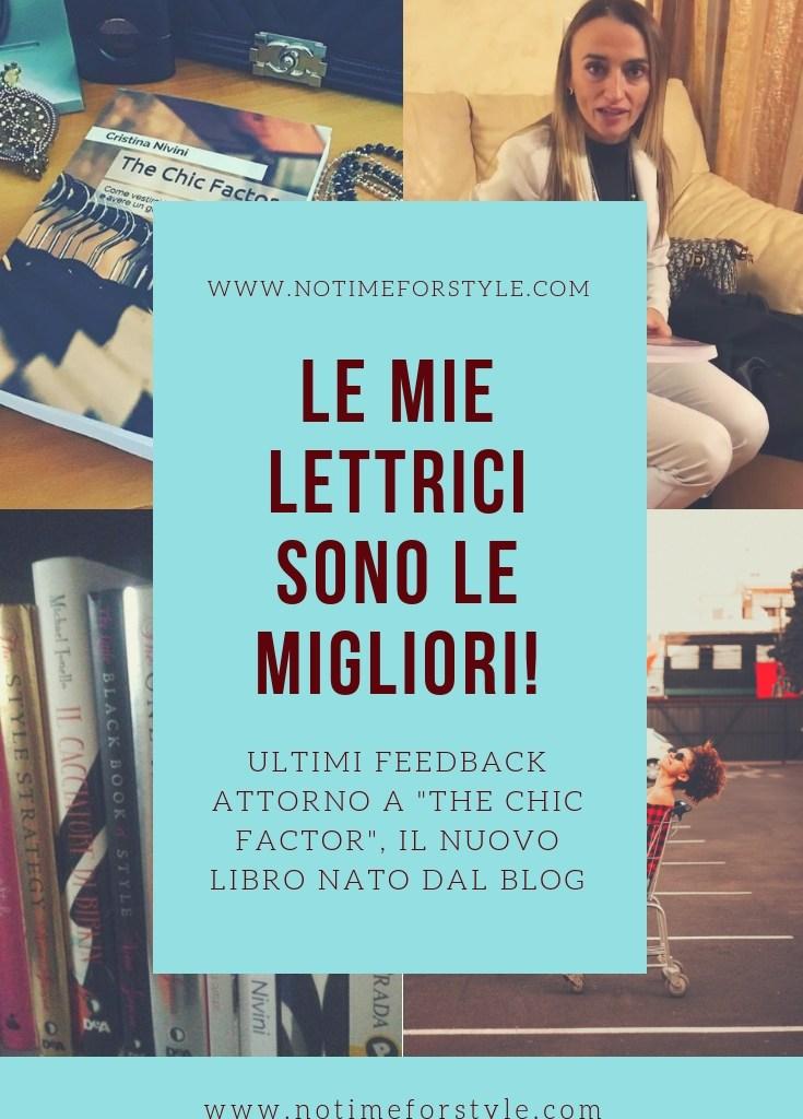 The Chic Factor: le mie lettrici sono le migliori / 2 !