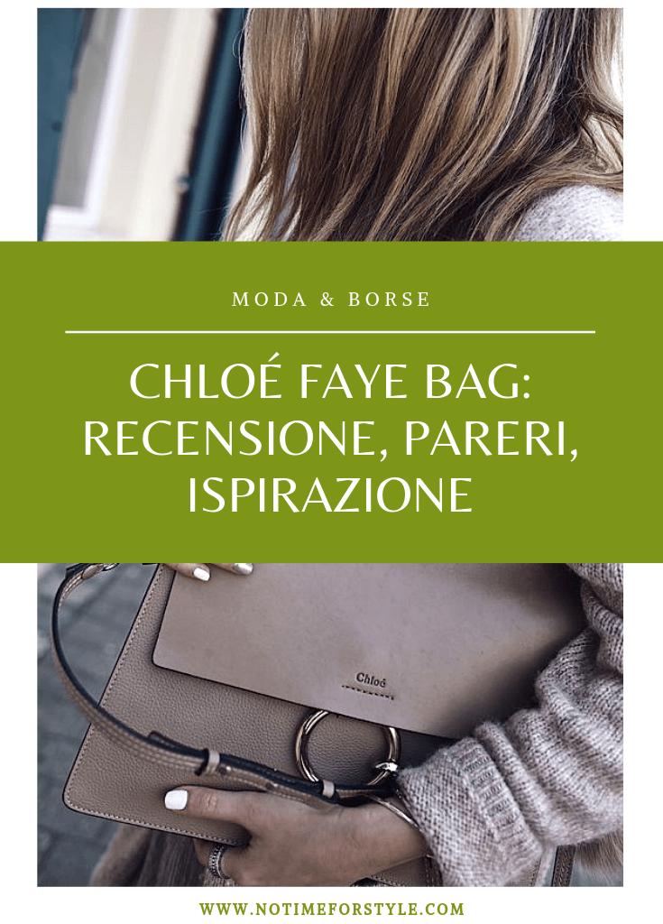 Recensioni: la Faye di Chloé