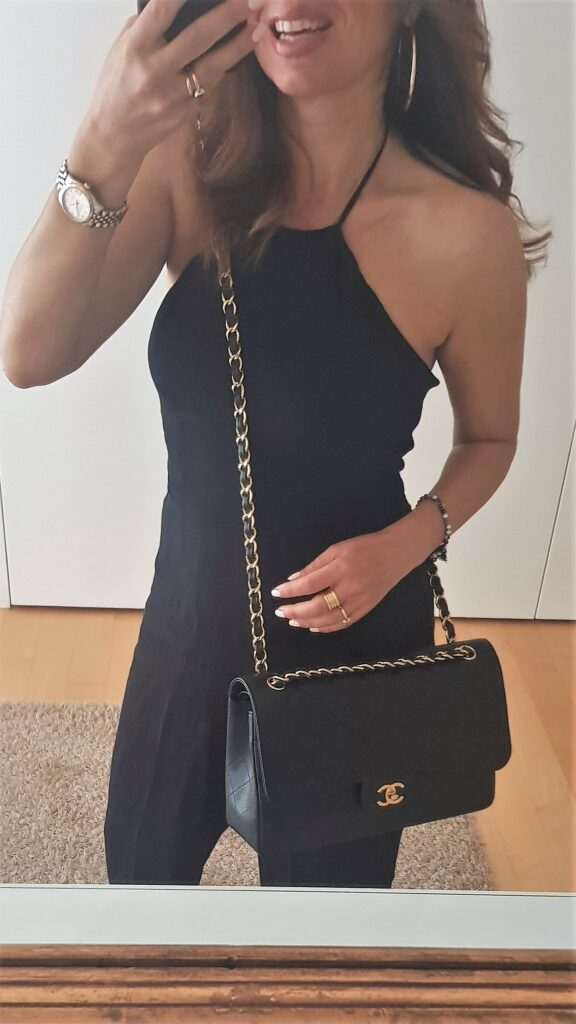 The Black Jumpsuit, a Key Piece for Summer