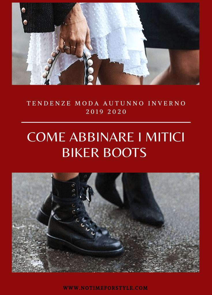 Come indossare gli anfibi (o biker boots)