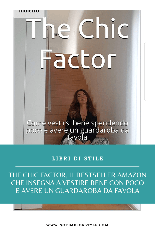 the chic factor, bestseller amazon