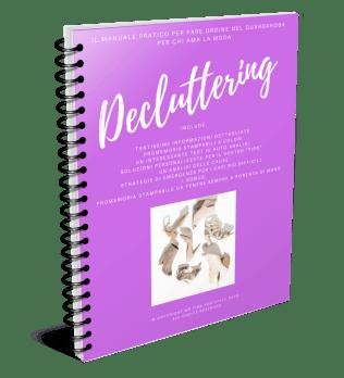 decluttering cos'è