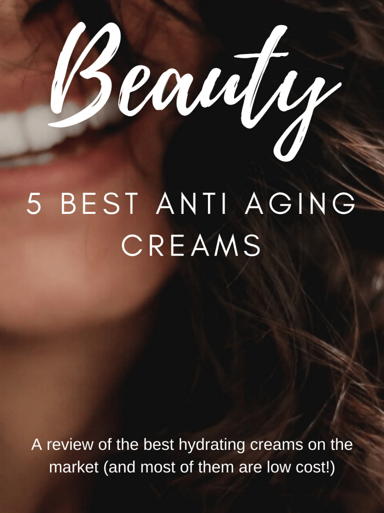 5 Best Anti Aging Creams on The Market