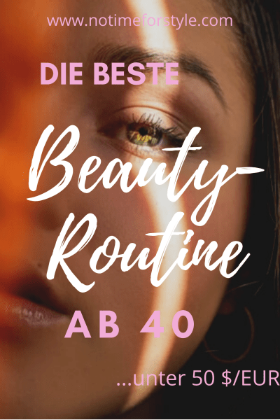 beauty routine ab 40
