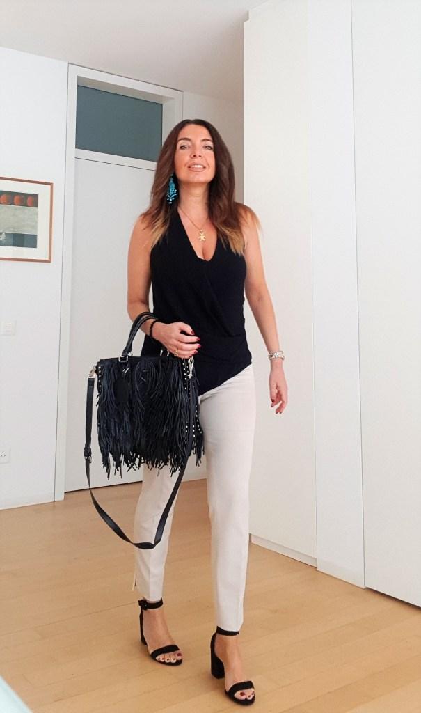 Outfit estivi per ufficio pr donne over 40