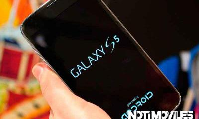 Galaxy s5 android powe red