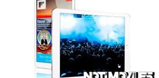 Cube Talk 9X, Tablet Octa-core y 3G Por 232