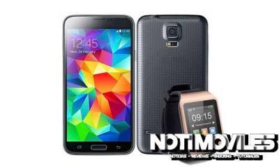 HDC Galaxy S5 Lte clon S5