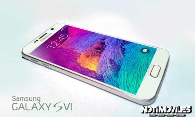 Samsung Galaxy S6. Fotos Reales Diseño