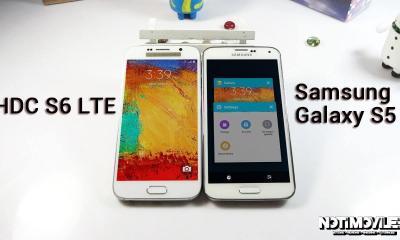 HDC S6 Primer Clon de Samsung S6