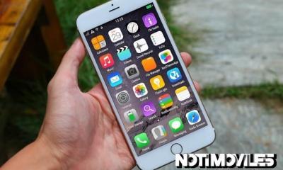 Bird L10 Clon iPhone 6 Plus mas Potente y Escaner de Huellas