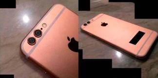 iPhone 6s podría tener Doble Cámara